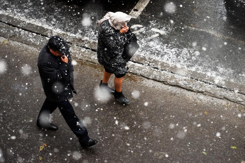 VREMEA. Cum va fi vremea �n luna decembrie. Fenomenul neobisnuit care se poate declansa chiar �n perioada dintre Craciun si Anul Nou