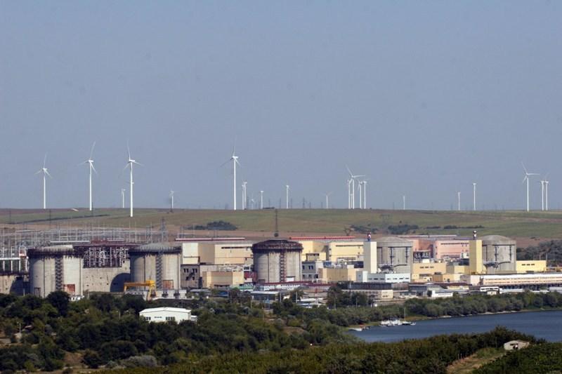 Nuclearelectrica a oprit un reactor de la Cernavodă din cauza unor probleme