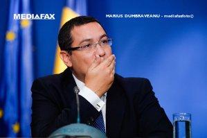 Universitatea Bucureşti cere Ministerului Educaţiei să îi retragă titlul de doctor lui Ponta