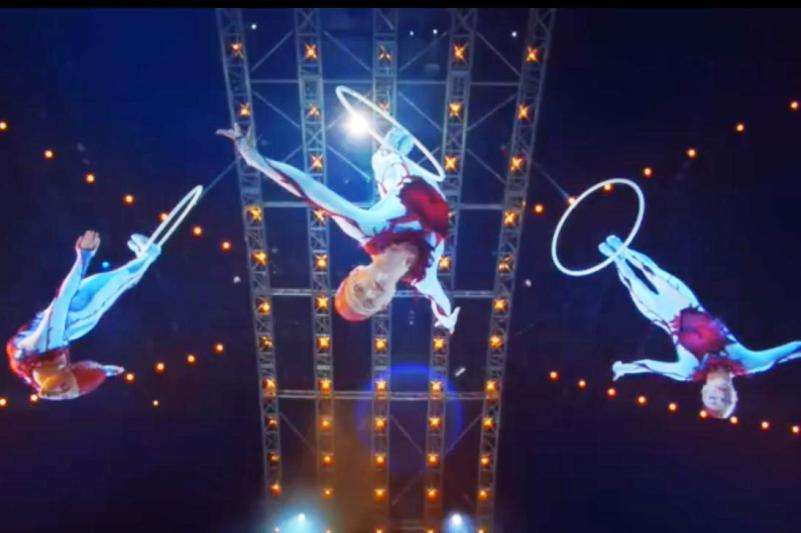 Cirque du Soleil va sustine un spectacol suplimentar la Bucuresti, �n seria de show-uri din ianuarie