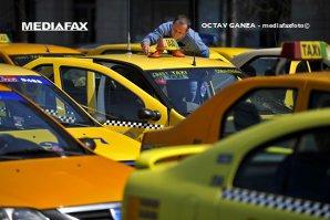 Amenzi pentru 600 de taximetrişti din zona aeroporturilor şi gărilor