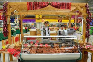 CRĂCIUN 2014. Produsele tradiţionale măresc de trei-patru ori costul mesei de Crăciun, până la 1.500 de lei