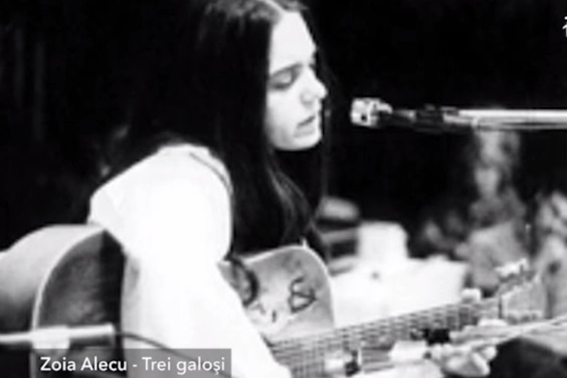 """25 de ani de la Revoluţie. Muzica interzisă de Ceauşescu. Zoia Alecu: """"Dacă n-aş fi cântat piesele astea, aş fi simţit că nu trăiesc"""""""
