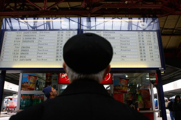"""""""Trenurile Zapezii 2015"""". CFR reduce semnificativ pretul biletelor pentru calatoriile �n statiunile montane"""