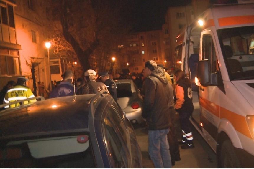 Suspectul �n cazul femeii din Slatina, �njunghiata mortal �n plina strada, a fost arestat preventiv