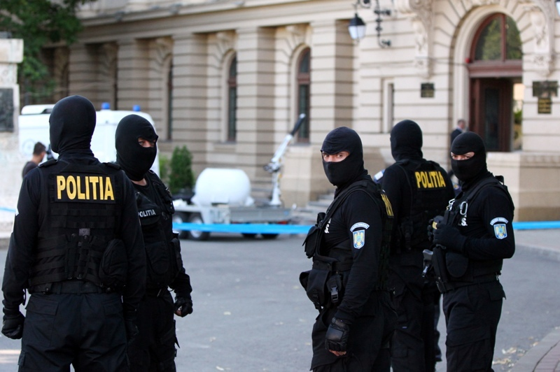Perchezitii la un sediu ANAF si la mai multe firme, �ntr-un dosar de evaziune fiscala de un milion de euro