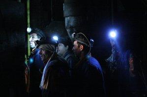 Minerii de la Exploatarea de Uraniu Crucea continuă protestele