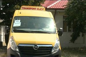 Copil de şase ani accidentat mortal chiar de microbuzul care trebuia sa-l transporte în siguranţă acasă