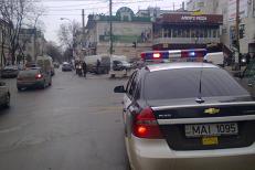 Alertă cu bombă la Chişinău, înaintea vizitei lui Klaus Iohannis
