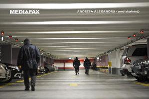 Cum arată noua parcare subterană din centrul Capitalei şi cât costă o oră