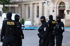 Un bărbat care a făcut ameninţări într-un hotel din Capitală, audiat de poliţişti