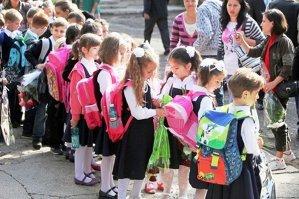Înscrierea în clasa pregătitoare 2015. Câţi copii au fost înscrişi în prima săptămână