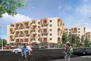 Proiect rezidenţial de amploare în  Berceni: cartier cu 5.000 de apartamente