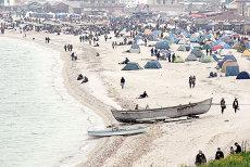 LITORAL 1 MAI: Câţi turişti sunt aşteptaţi pe litoralul românesc de 1 Mai. Mamaia şi Vama Veche vor fi pline