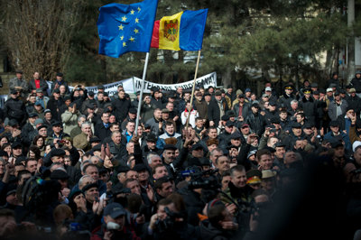 Traian Băsescu, previziuni sumbre: Republica Moldova se poate transforma într-un eşec de proporţii; nu va fi membră a UE