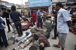Preşedintele Iohannis îşi exprimă compasiunea faţă de victimele cutremurului din Nepal