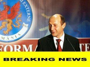 """ULTIMA ORĂ! VERDICT al judecătorilor Tribunalului Constanţa în urmă cu câteva minute! Traian Băsescu: """"Mă aşteptam..."""""""