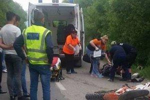 Moarte cruntă pentru un motociclist austriac în Caraş-Severin: decapitat după ce s-a izbit de o autotutilitară