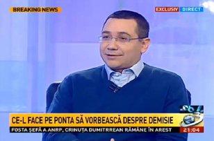 """DOCUMENTUL care îl poate DOBORÎ pe Ponta. Totul se va întâmpla în maxim două săptămâni. """"Mulţi din PSD se tem de ce urmează"""""""