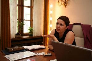 """Motivul pentru care Adriana Săftoiu s-a decis să scrie """"Cronica de Cotroceni"""""""