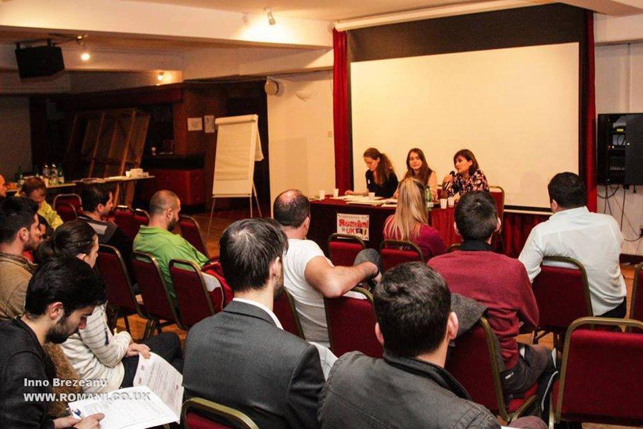 Românii care lucrează în Marea Britanie pot participa la seminarul gratuit