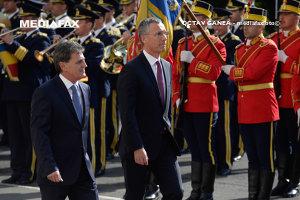Stoltenberg: NATO este aici, NATO este pregătită să apere România