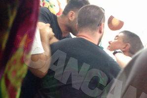 Cristian Boureanu s-a luat la bătaie într-un club de pe litoral