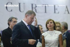 Preşedintele Iohannis, în sfârşit o apariţie în public. Unde va fi prezent preşedintele duminică