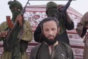 PRIMELE IMAGINI cu românul răpit de jihadişti în Burkina Faso. MAE confirmă înregistrarea