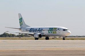 Cât ar pierde Blue Air dacă va avea loc o grevă a controlorilor de trafic aerian