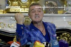 Gigi Becali, dispus să dea Steaua MApN-ului şi să investească la Petrolul