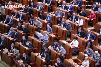 Codul fiscal a trecut de Parlament
