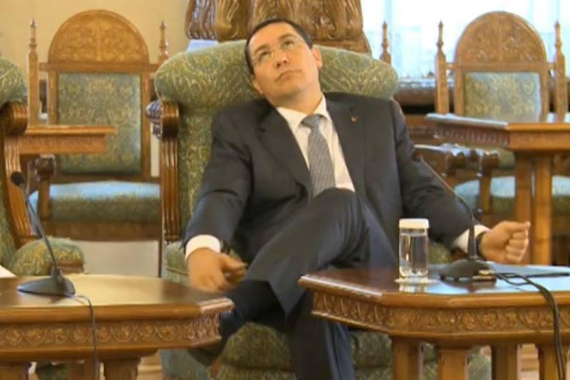 """Realitatea paralelă a lui Victor Ponta. Premierul spune că a scăzut """"cu 12 miliarde datoria publică"""