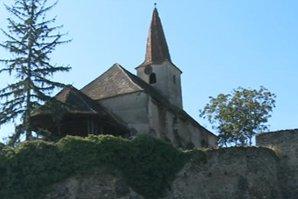 O biserică din secolul al XIII-lea, situată în judeţul Sibiu, a fost vandalizată de hoţi. Bărbaţii nu s-au oprit până când nu au vândut clopotele la fier vechi