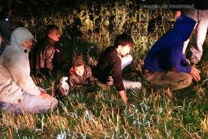 Câţi imigranţi au ales ruta României pentru a ajunge în Germania, de la începutul crizei refugiaţilor. HARTA punctelor de trafic