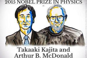 NOBEL 2015. Cercetătorii Takaaki Kajita şi Arthur B. McDonald au primit premiul Nobel pentru fizică