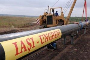 Când încep şi cât vor dura lucrările de prelungire a gazoductului Iaşi-Ungheni