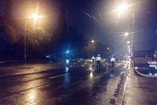Un poliţist a murit după ce a căzut cu motocicleta într-o groapă, pe un bulevard din Capitală