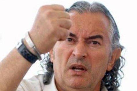 Miron Cozma a venit la Parchetul instanţei supreme, în dosarul Mineriadei