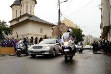 Poliţistul Bogdan Gigină, înmormântat cu onoruri militare