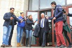 Fostul şef al SRI, Virgil Măgureanu, reclamat de fosta noră la DNA pentru corupţie
