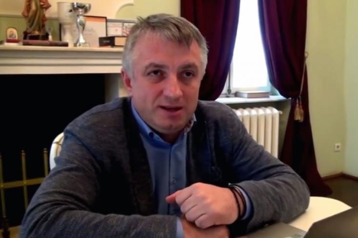 Marius Raul Bostan, noul ministru pentru Societatea Informaţională, este fost lider al tinerilor ţărănişti