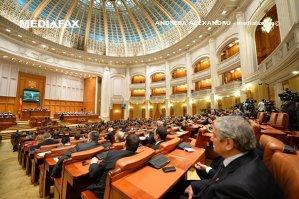 Proiectul legii privind stingerea creditelor prin cedarea bunului ipotecat, adoptat de Parlament