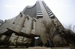 Un german a murit în Bucureşti după ce a căzut de la etajul 15 al Hotelului Intercontinental. Ce au descoperit poliţiştii când au ajuns la camera lui