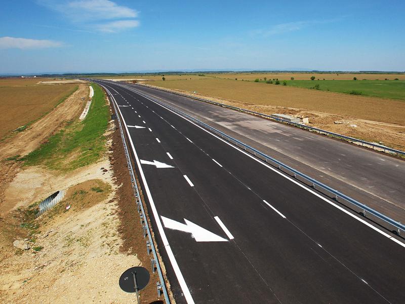 Taxa de autostradă: cât vor plăti românii pentru a circula pe A1 şi A2
