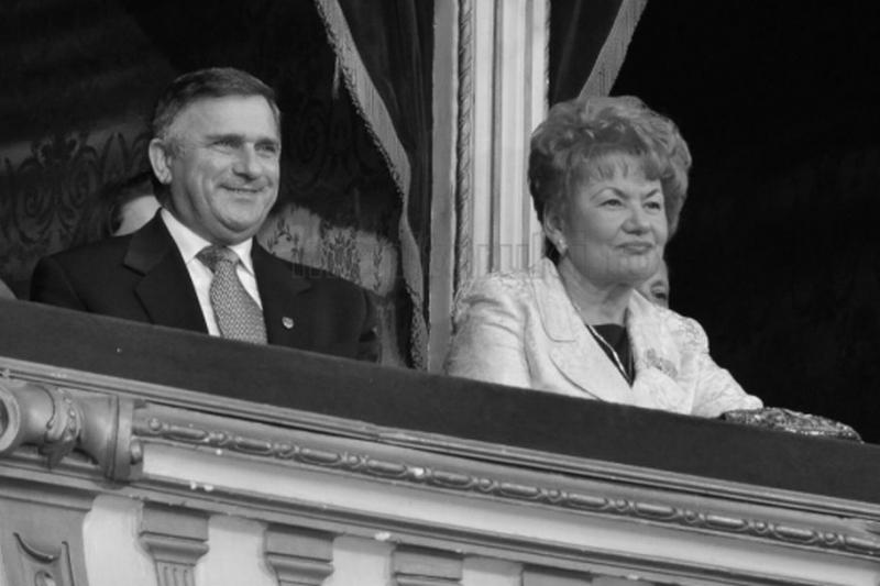 Soţia lui Gheorghe Funar a murit