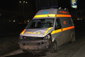 Un bărbat din Constanţa, accidentat mortal de o ambulanţă