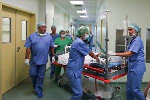 """Poliţia a deschis o anchetă în cazul celor 11 copii internaţi la Spitalul """"Marie Curie"""""""