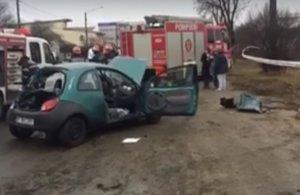 Doi morţi într-un accident rutier pe Şoseaua Chitilei din Capitală