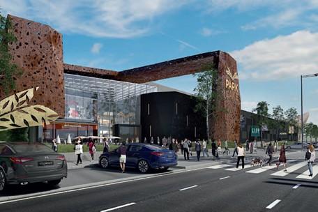 Deschiderea mallului ParkLake, iniţial programată în aprilie, a fost amânată până în toamnă